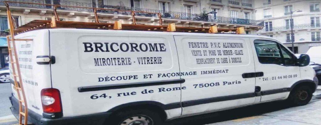 Vitrier 8ème arrondissement