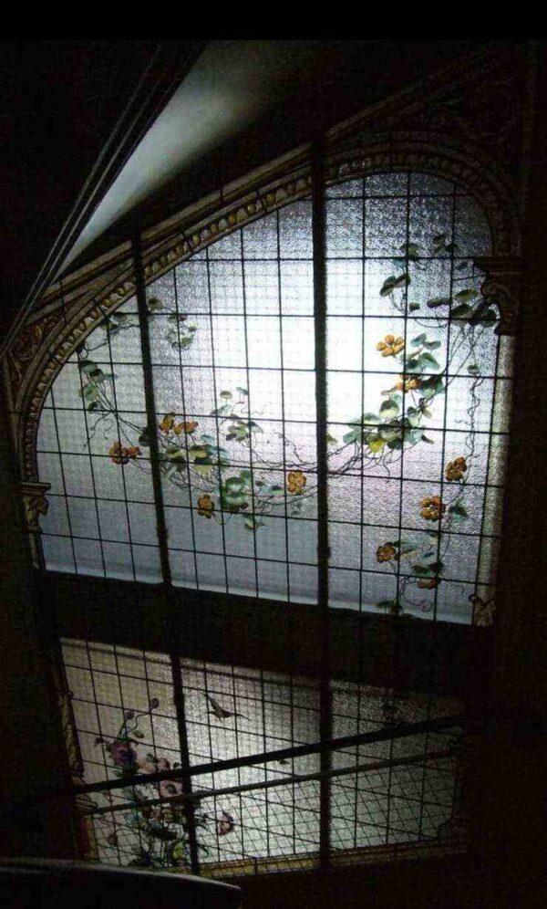 verre cathadrale haussmanien vitrier paris